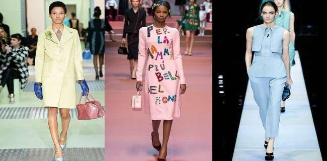 10 модных трендов с Недели моды Осень/Зима 2015-2016