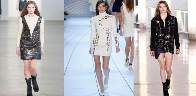 10 модных трендов с Недель моды Осень/Зима 2015-2016, Часть 2