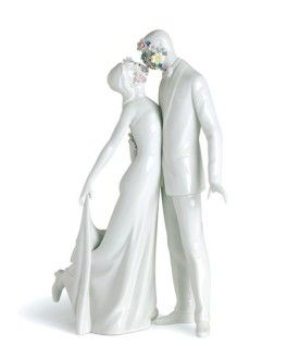 фарфоровые статуэтки любовь