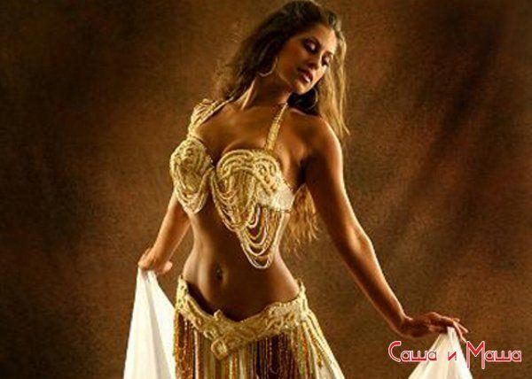 восточные танцы живота