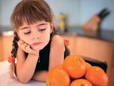 Аллергия у детей: причины, симптомы, лечение