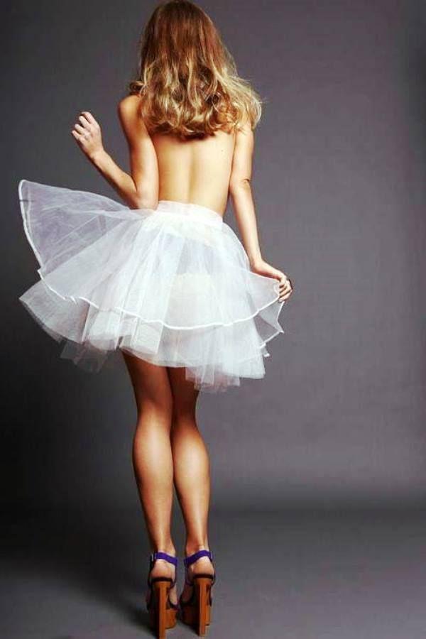 Балет каждый день: юбка-пачка в гардеробе