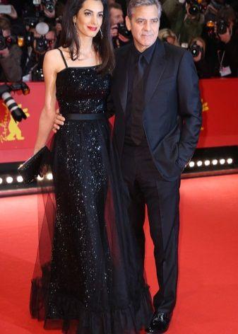 Д. Клуни и Амиль на Берлинале 2016