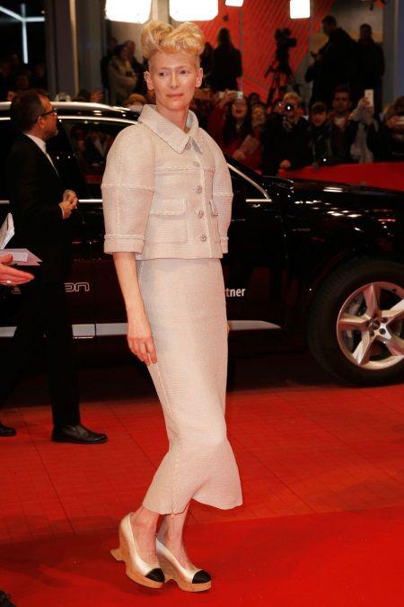 Тильда Суинтон на Берлинале 2016