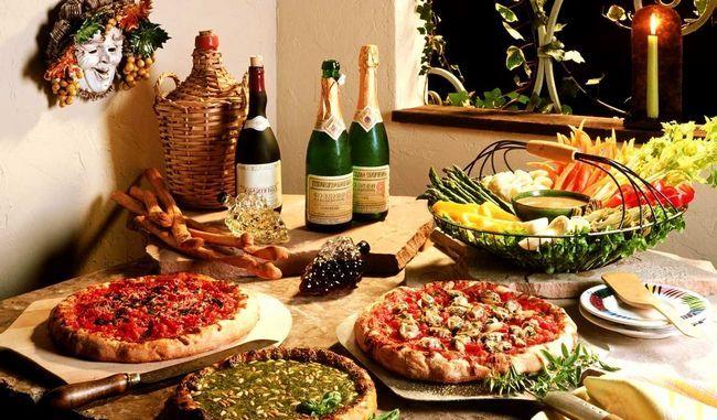 Блюда и особенности итальянской кухни