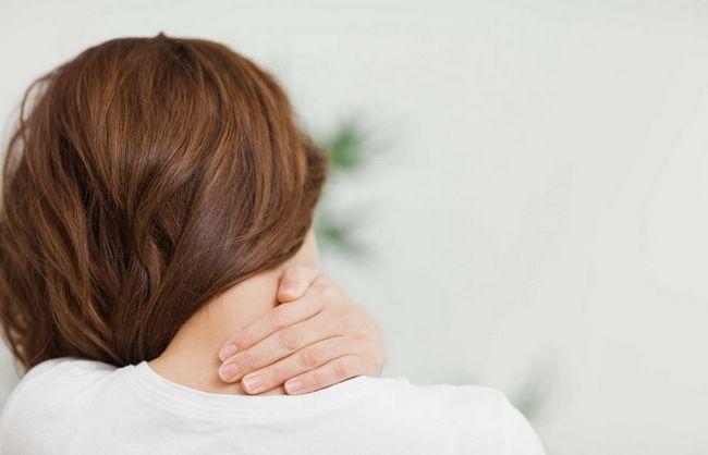 болит затылок и шея