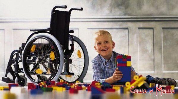 Церебральный паралич у ребёнка