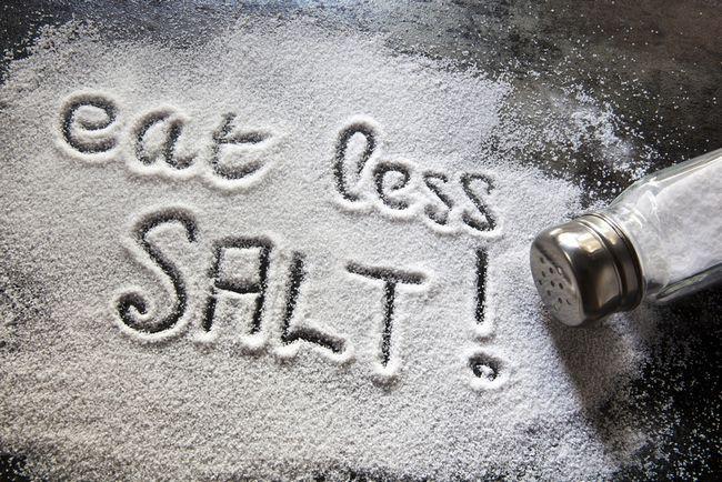 Чем можно заменить соль во время диеты