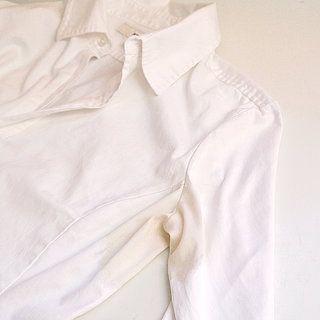 пятна на рубашке