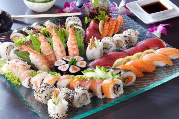 Чем полезны суши