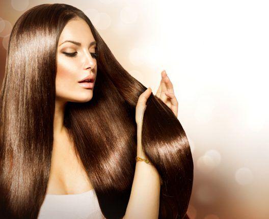 Что делать чтобы волосы блестели