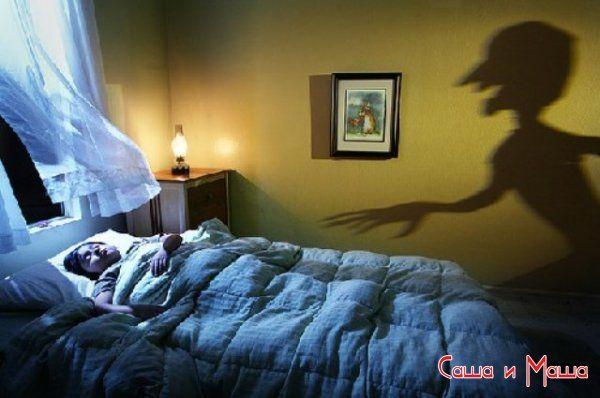 Что делать если ребенку снятся кошмары