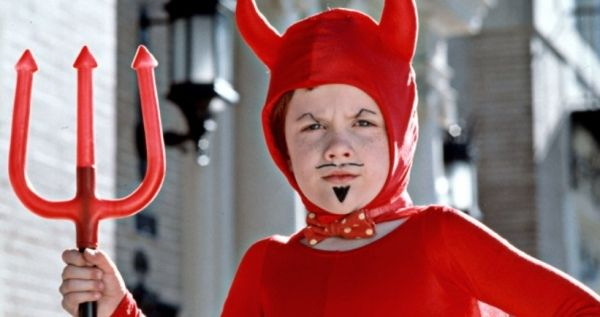 ребенок дьявол