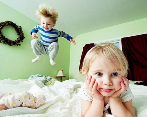 активные дети