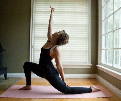 первые шаги в йоге