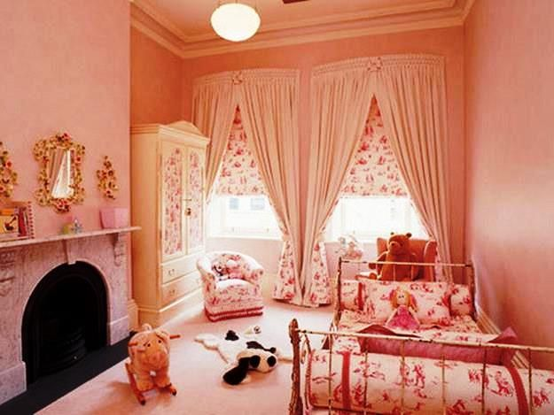 Милая детская комната