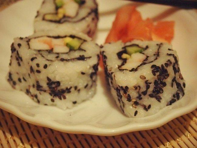 Делаем дома роллы как в суши-баре. Пшаговый рецепт с фото