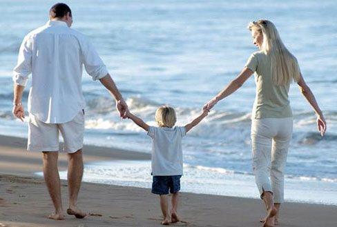 Дети и развод родителей: как объяснить ребенку развод