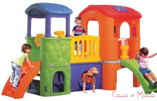 Детские игровые площадки для дома