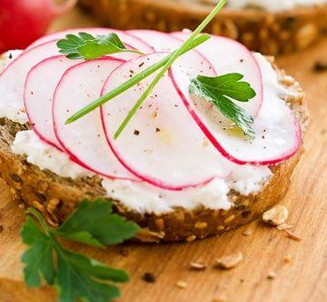 Диетический бутерброд или витаброд.
