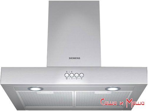 Вытяжка Siemens LC 64BA522IX