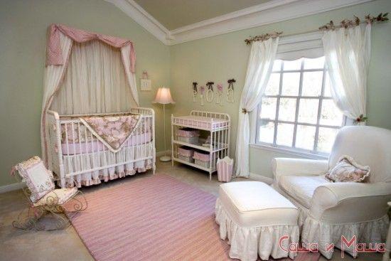 Дизайн для новорожденного малыша