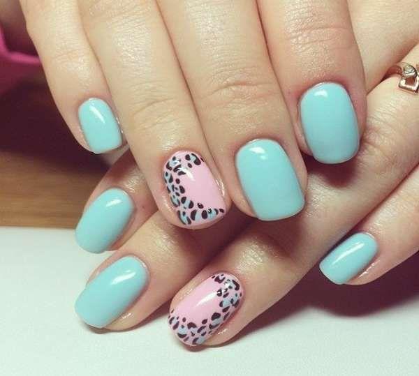 Дизайн ногтей шеллаком 2016 фото(21)
