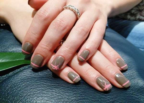 Дизайн ногтей шеллаком 2016 фото(24)