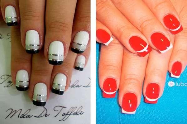 Дизайн ногтей шеллаком 2016 фото(4)