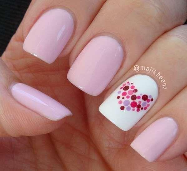 Дизайн ногтей шеллаком 2016 фото(42)