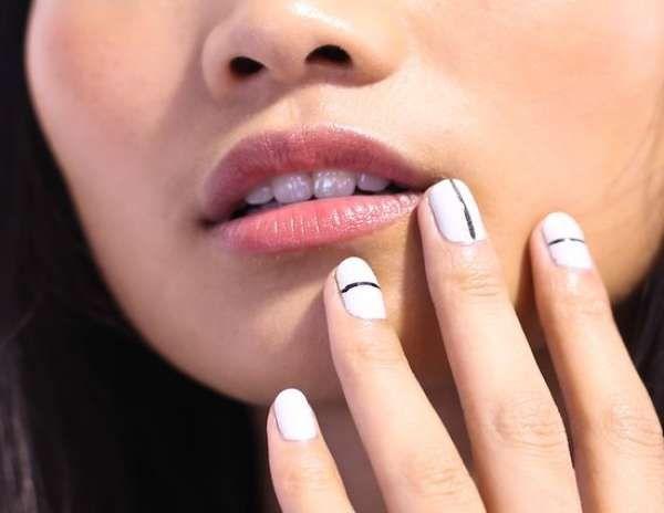 Дизайн ногтей шеллаком 2016 фото(47)
