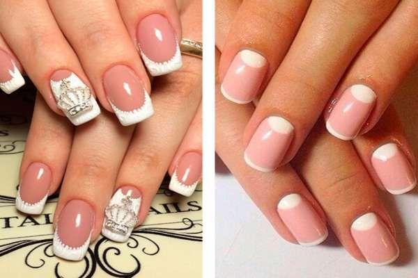 Дизайн ногтей шеллаком 2016 фото(15)