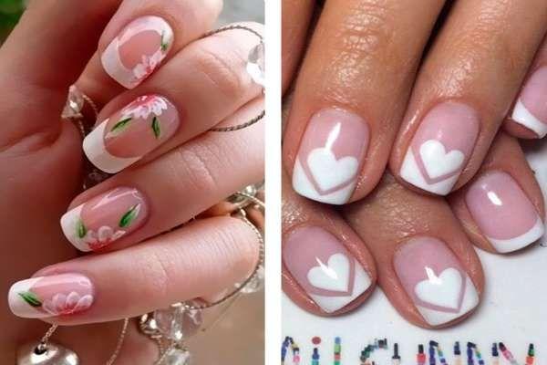 Дизайн ногтей шеллаком 2016 фото(16)