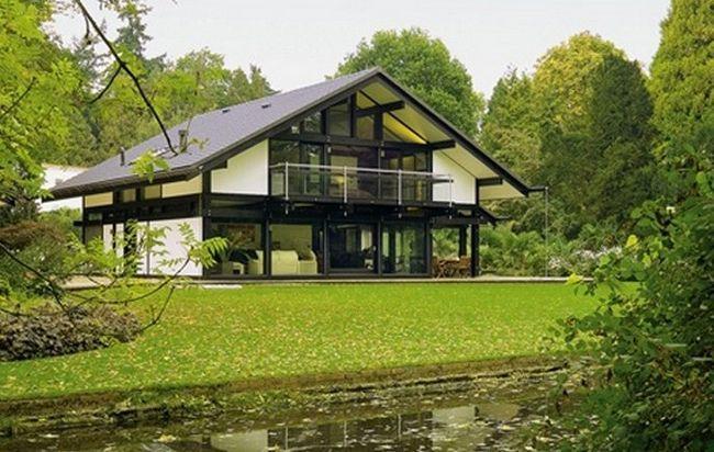 Дома в стиле шале: изысканная простота и хрупкая основательность
