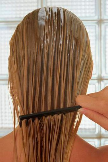 Домашние маски для роста волос