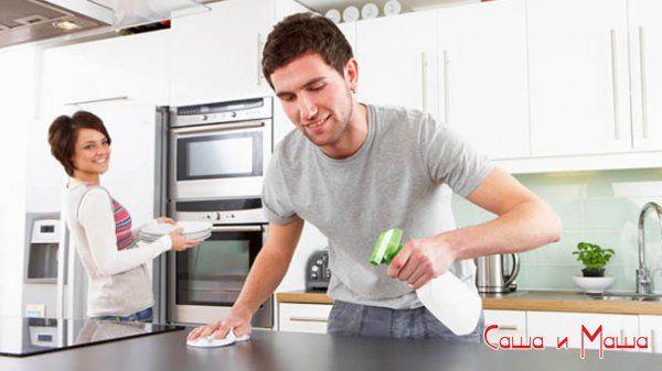 Домашние обязанности в семье. Как должно происходить распределение хлопот