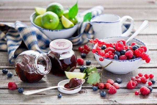 Фруктово-ягодные заготовки на зиму