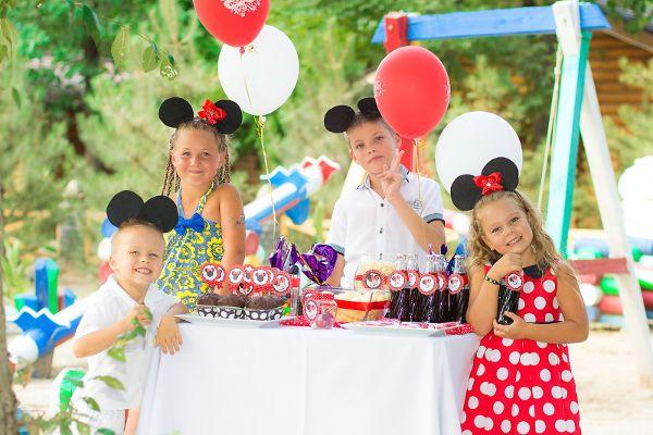 Где можно отметить день рождения ребенка