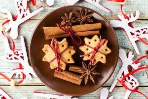 Готовим имбирное печенье на новый год