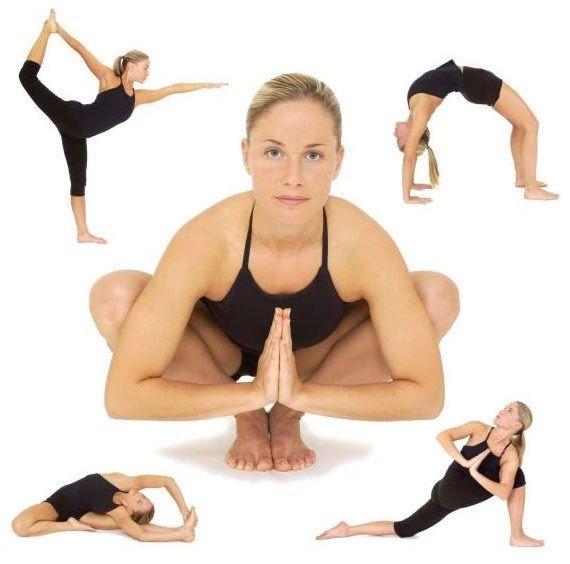 Хатха-йога, асаны