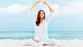 эффект от йоги - уравновешенность
