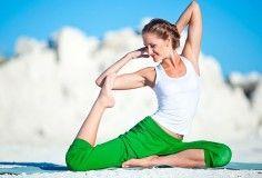эффект от йоги - гармония и здоровье