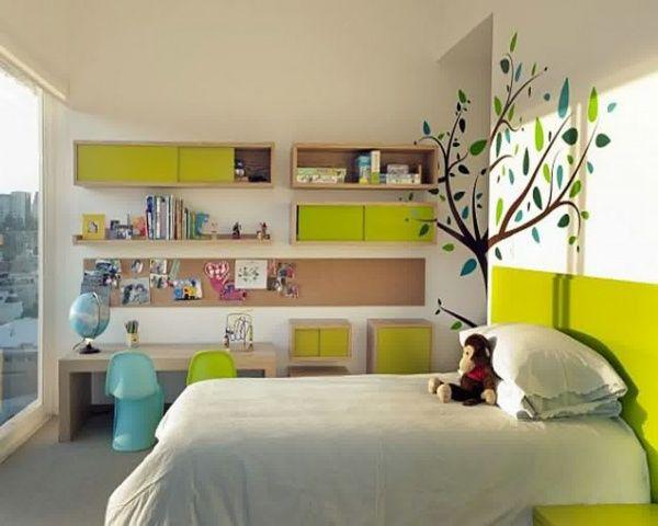 Идеи интерьера для детской комнаты девочек и мальчиков