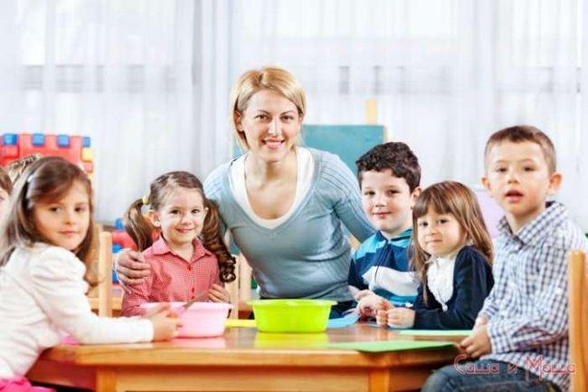 Идем в детский сад. Что нужно знать мамочкам