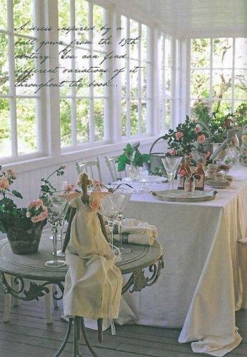 Интерьер, куклы и игрушки в стиле тильда