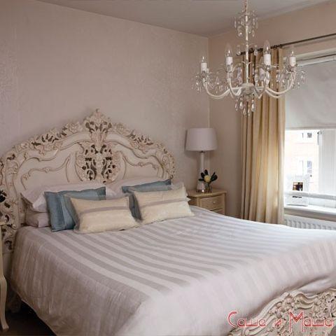 спальня в маленькой комнате 2