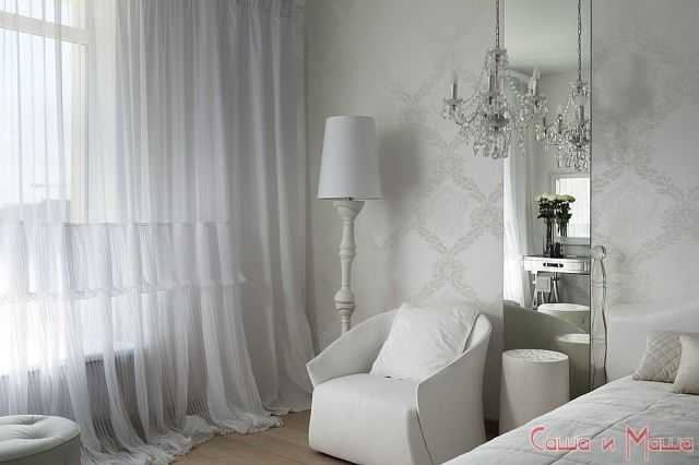 спальня в маленькой комнате примеры
