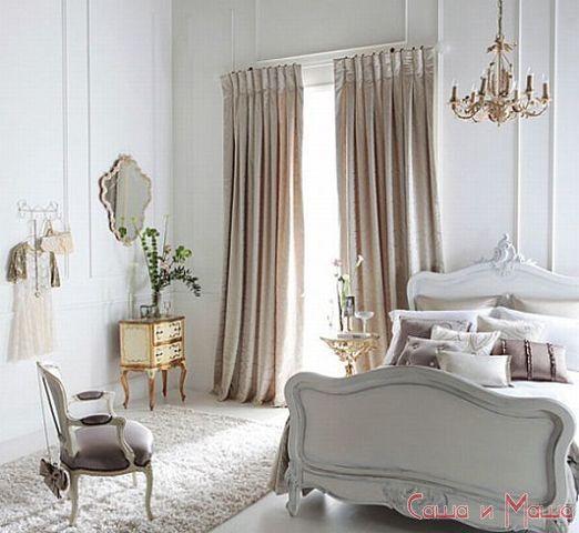 спальня в маленькой комнате фото 2