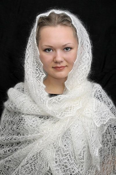 История оренбургского пухового платка