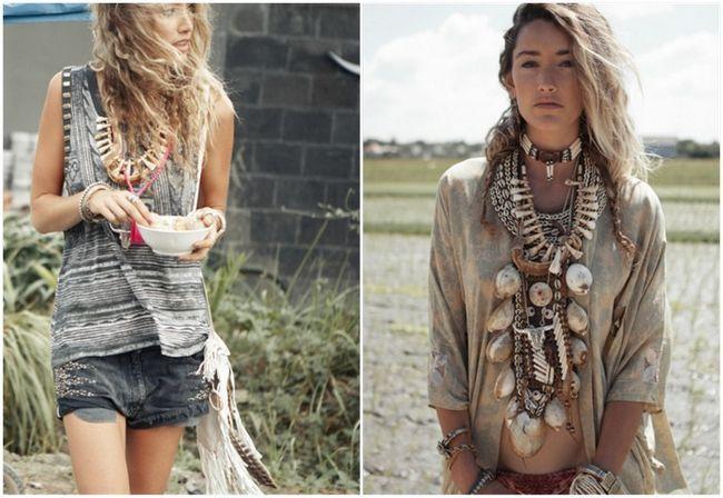 Этнический стиль в одежде: если хочешь выделяться